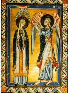 The Annunciation as the Ordination of Mary